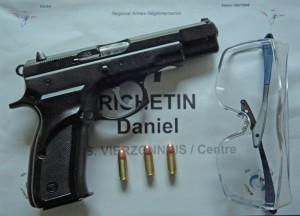 FFTir_TAR_Pistolet Auto